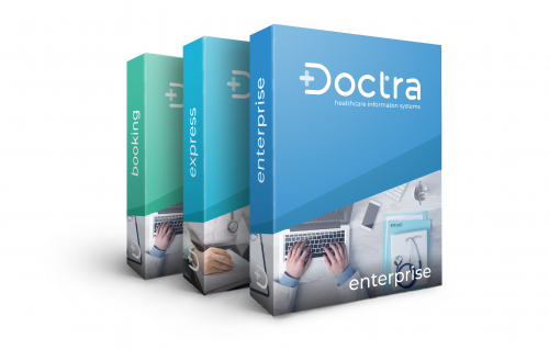 Medical software doctra packs