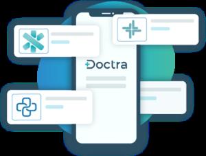 სრული სამედიცინო ისტორია თქვენ სმარტფონში – Doctra-ს მობილური აპლიკაცია